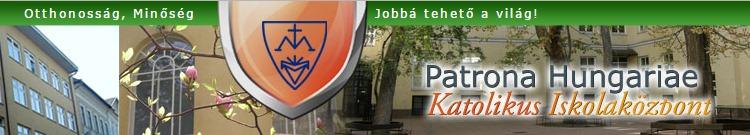 Patrona Hungariae Katolikus Iskolaközpont